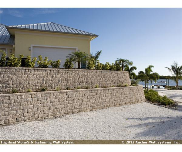 anchorwall highland stone