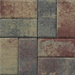 gem pavers havana color