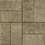 gem pavers tan sandstone color