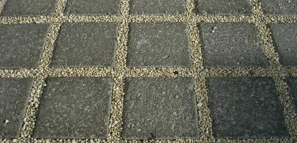marble slate permeable pavers