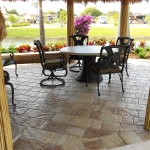 tremron stonehurst sand dune pavers with sealer
