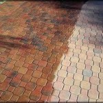 sealed pavers vs. not sealed